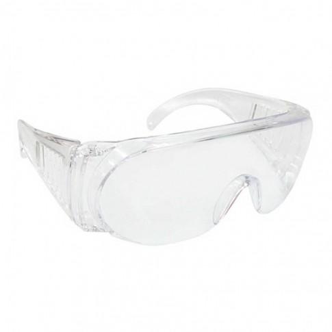Ochelari de protectie panoramici Marvel 8150 9156W, cu ventilatie laterala, transparenti