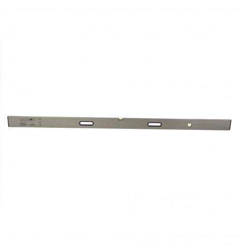 Dreptar aluminiu, pentru constructii, Lumytools LT18021, cu 2 indicatori, 2 m