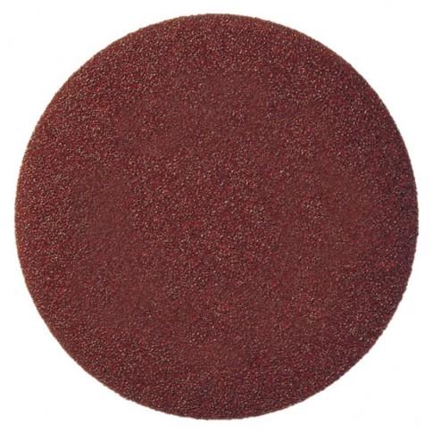Disc abraziv cu autofixare, pentru lemn / metale, Klingspor PS 22 K, 125 mm, granulatie 120