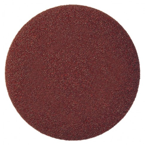 Disc abraziv cu autofixare, pentru  lemn / metale, Klingspor PS 22 K, 180 mm, granulatie 80