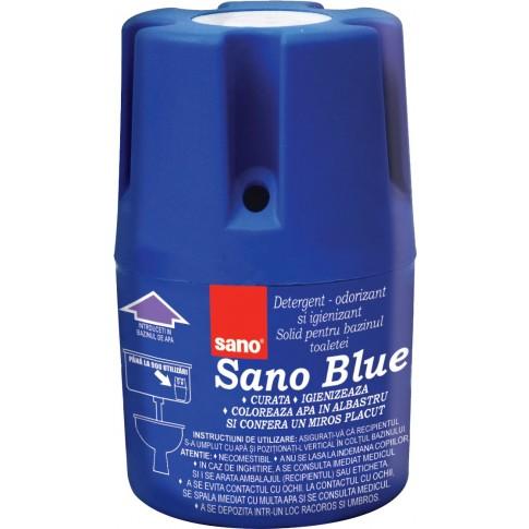 Odorizant wc baie Sano Blue, solid, 150 g