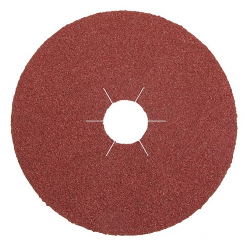 Disc abraziv, pentru metal / otel Klingspor CS 561, 125 x 22 mm,  granulatie 40