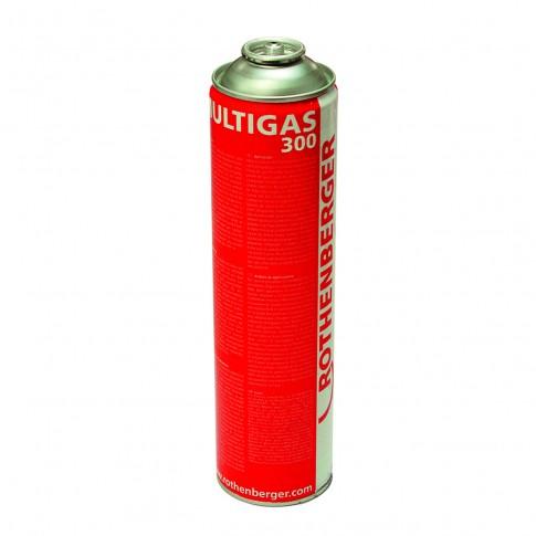 Butelie gaz, Rothenberger Multigas 300, 600 ml