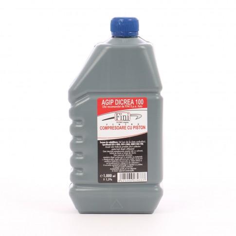 Ulei pentru compresoare cu piston, Fini Agip Dicrea 100, 1 litru
