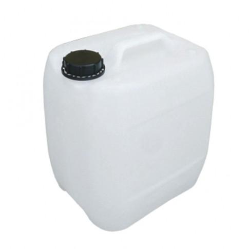 Bidon Plastor Blanco 24341, alb, 31 x 24.5 x 38.4 cm, 20L