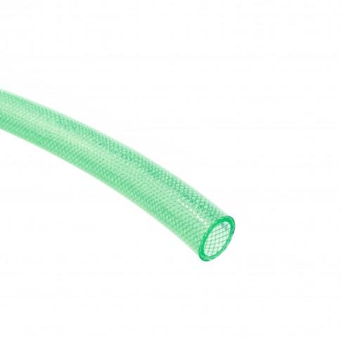 Furtun pentru combustibil, PVC cu insertie textila, 20 bar, D 10 mm, rola 50 m
