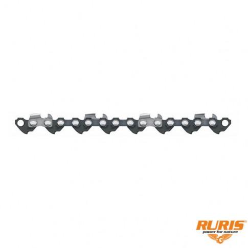 Lant drujba / motofierastrau Ruris, 28 dinti, otel, 40 cm, 3/8, 1.3 mm