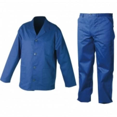 Costum de protectie Marvel Indigo, bumbac, bleumarin, M