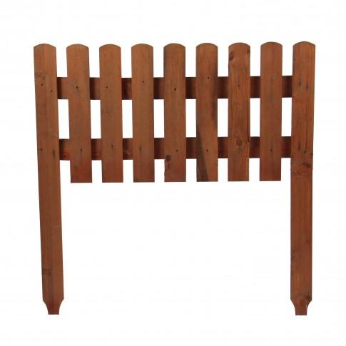 Gardulet lemn, pentru gradina, 100 x 50 cm