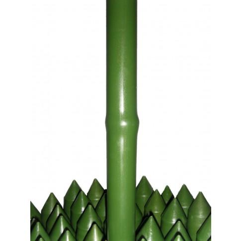 Arac otel plasticat Versay CSB, verde, 120 cm x 11 mm