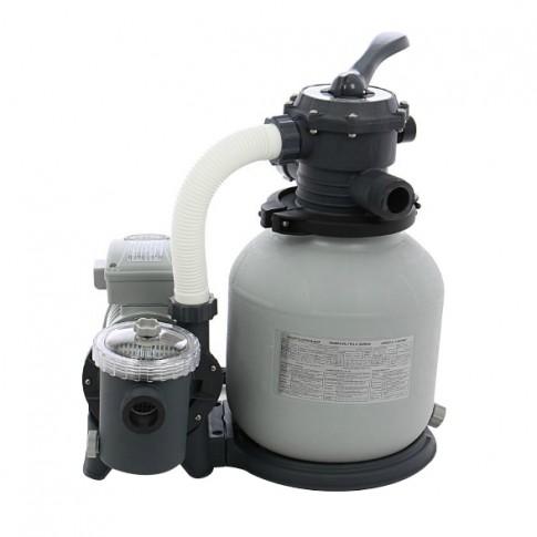 Pompa filtrare apa piscina, Intex 56674 / 28646, filtru cu nisip, 6 mc/h