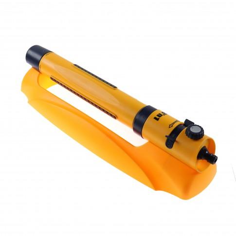 Aspersor Grunman DY7060, oscilant, 3 in 1, plastic, 5 bar, cu debit reglabil