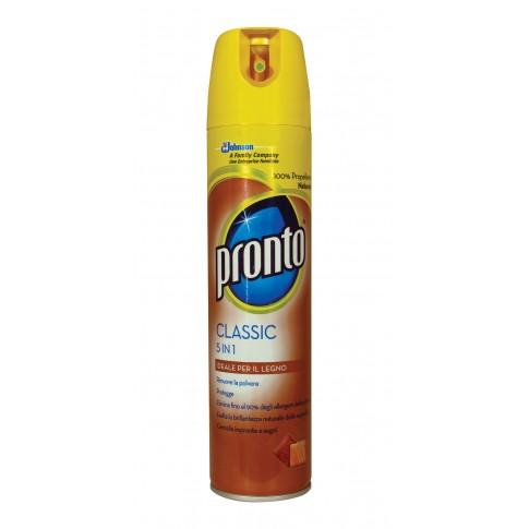 Spray curatare mobila din lemn Pronto clasic 300 ml
