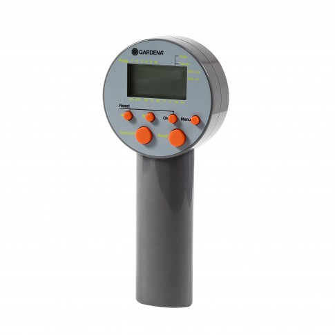 Programator pentru sisteme de irigatii, Gardena 01242-27, portabil, pana la 6 cicluri udare / zi / valva