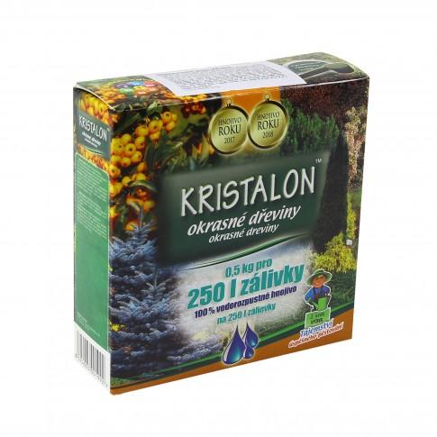Ingrasamant pentru arbusti decorativi Kristalon, granule, 0.5 kg