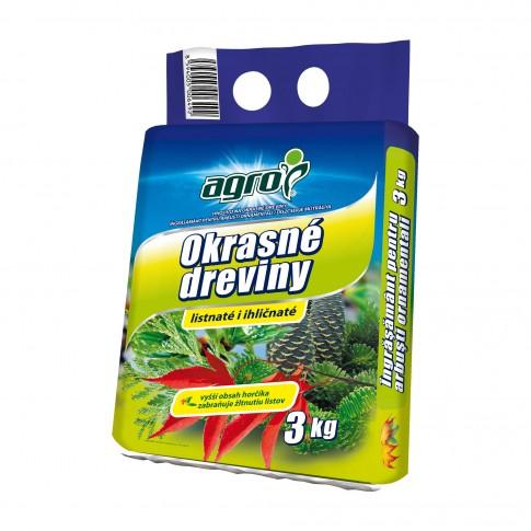 Ingrasamant pentru arbusti ornamentali Agro CS, granule, 3 kg