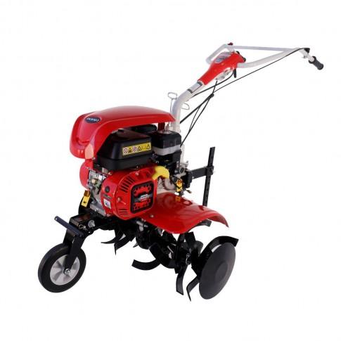 Motocultor pe benzina Loncin LC750, 7 CP, 6 viteze + accesorii