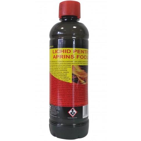 Lichid pentru aprins focul, 0.5 L