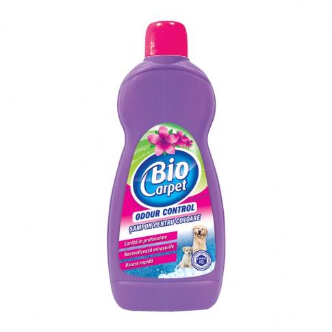 Detergent covoare si carpete Biocarpet, odour control, 500 ml