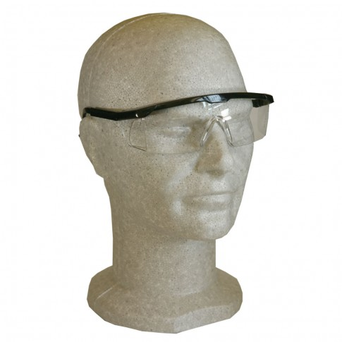 Ochelari de protectie New Line EO12, policarbonat, incolor