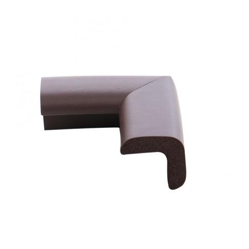 Coltar protector din spuma de cauciuc AC-30, maro, grosime 9 mm