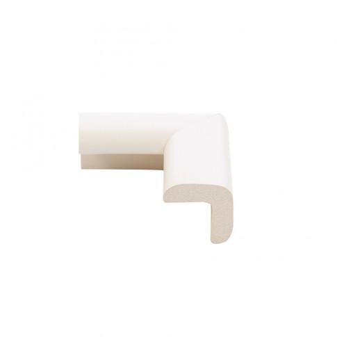 Coltar protector din spuma de cauciuc AC-31, crem, grosime 9 mm
