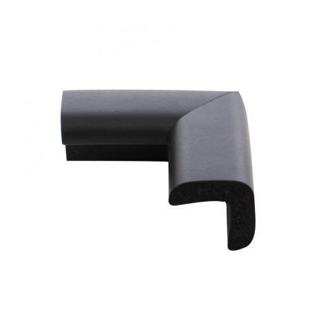 Coltar protector din spuma de cauciuc AC-32, negru, grosime 9 mm