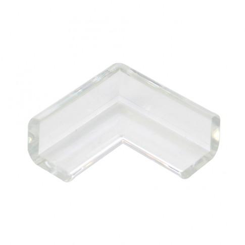 Coltar protector din PVC CG-05, subtire, transparent, grosime 6 mm