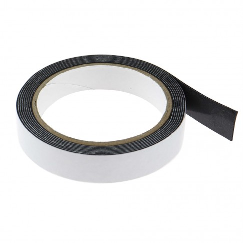 Banda dublu adeziva pentru exterior 501, latime 20 mm, 2 m