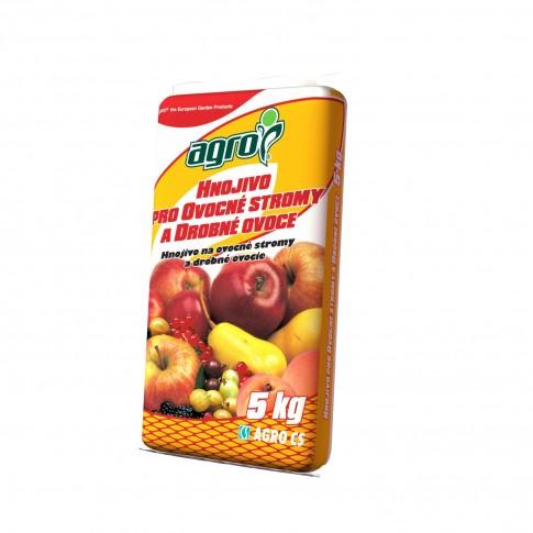 Ingrasamant pentru pomi fructiferi Agro CS, granule, 5 kg
