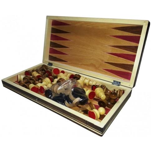 Sah / table, lemn, 33 x 16 x 4,5 cm