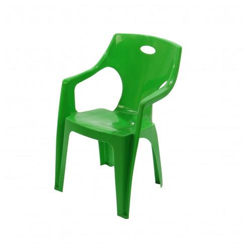 Scaun copii, pentru gradina, plastic, 27 x 37 x 32 cm
