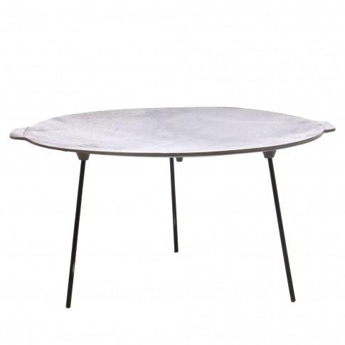Disc gratar, pentru picnic Landmann Perfect Home, fonta, D 60 cm, cu 3 picioare