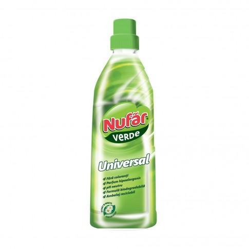 Detergent universal pentru pardoseli, Nufar Verde, 750 ml