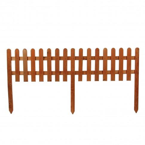 Gardulet din lemn, pentru gradina, 200 x 50 cm