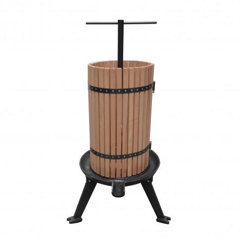 Presa pentru struguri, manuala, 100 litri