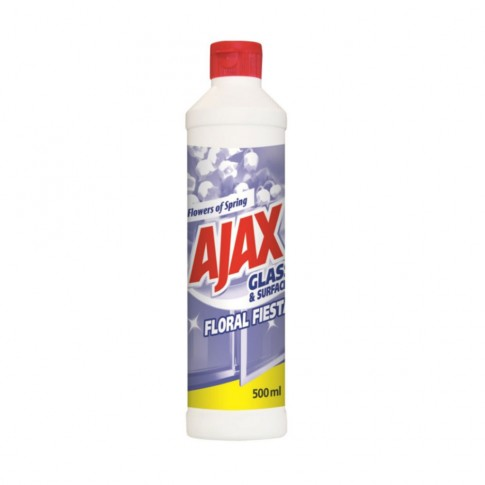 Detergent geamuri Ajax Flowers of Spring, 500 ml