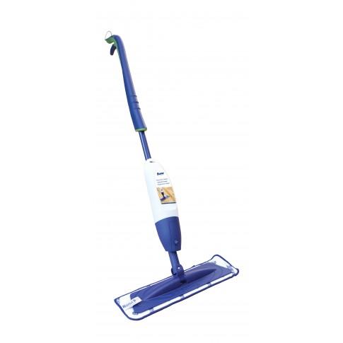 Mop spray Bona pentru parchet + coada + rezervor + sistem de pulverizare, H = 129 cm,  38.5 x 10 x 5 cm