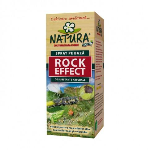 Solutie impotriva daunatorilor pentru plante, Natura Rock effect, 100 ml