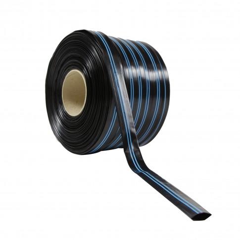 Banda pentru irigatii prin picurare Aqua Traxx, D 17 mm, distanta orificii 10 cm, rola 200 m