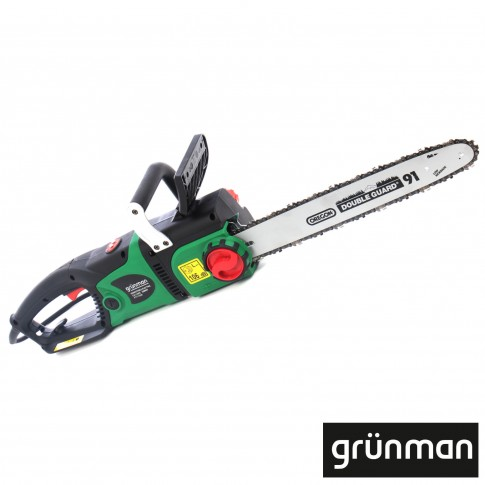 Fierastrau electric cu lant Grunman, lungime sina 40 cm, 2200 W, 5.6 kg