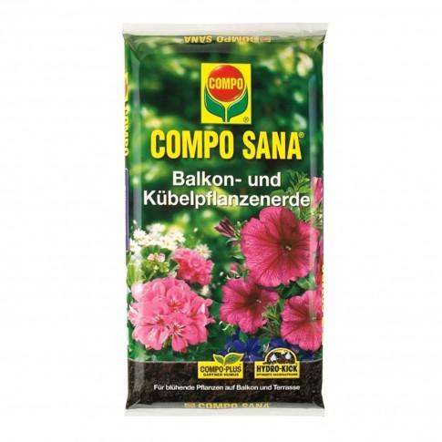 Pamant pentru plante de balcon Compo Sana 1841, 40 l