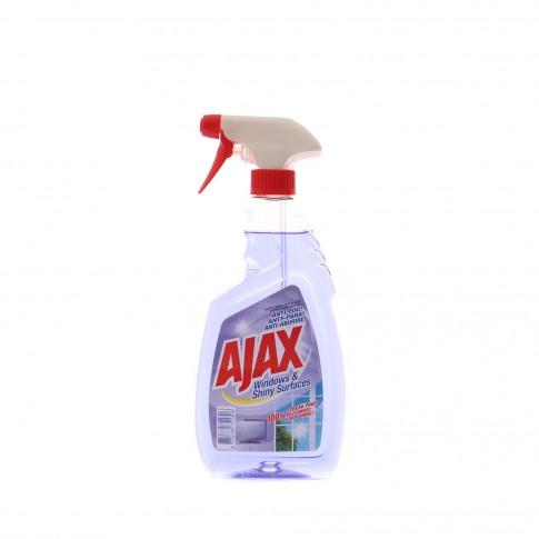 Detergent geamuri Ajax Windows & Shiny Surfaces, cu pulverizator, 500 ml