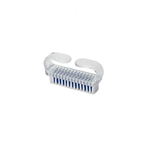 Perie unghii Coronet, plastic, 9 cm