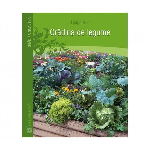 Carte - Gradina de legume - Helga Voit