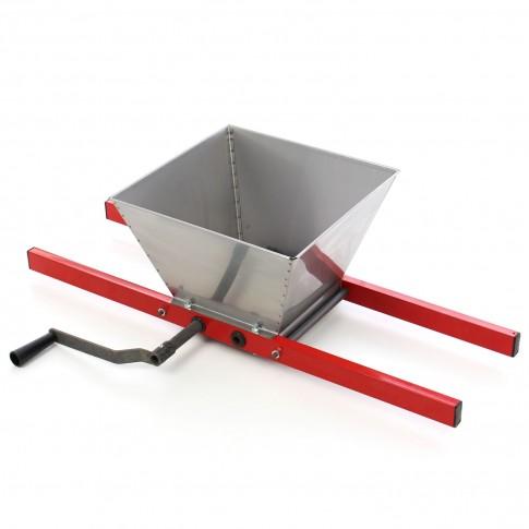 Zdrobitor pentru struguri si fructe, manual, inox, 85 x 55 x 34 cm