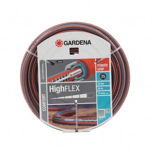 Furtun de gradina, pentru apa, Gardena HighFlex Comfort 18085-20, 19 mm, rola 50 m