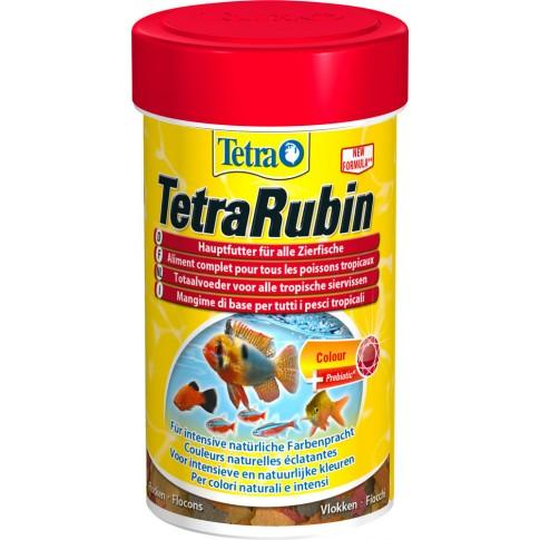 Hrana pesti Tetra Rubin, fulgi, 100 ml