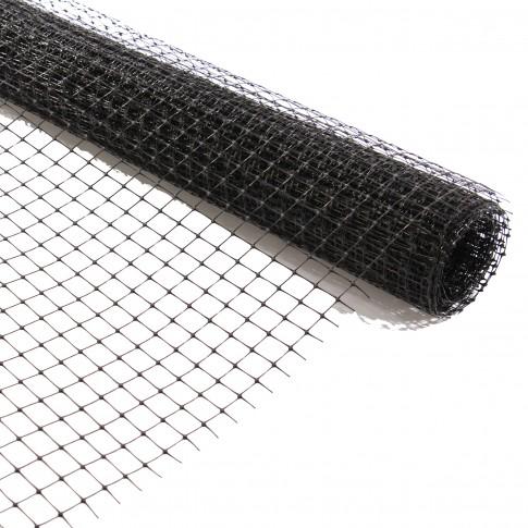 Plasa protectie gazon Nortene, anti cartite, plastic, latime 2 m