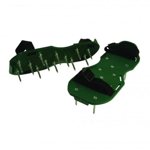Talpici pentru aerat gazonul Nortene, plastic + metal, 34 x 11 cm